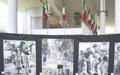 Tricolori Cycling Press al Ghisallo